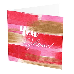 view You Glow! Card details