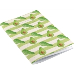 view Avocado Stripe Notebook details