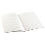 Papaya Stripe Notebook