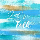Let`s Talk Card