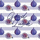 Good Luck Card Fig